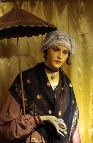 Belle Agathoise à l'ombrelle © Laurent Uroz