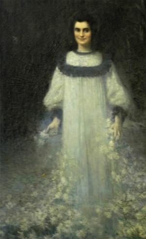 Marguerite Laurens © Ernest Azéma